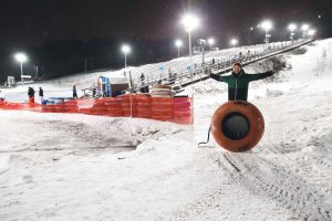 Snow Tubing & Brewery Trip is another type of NYC snow bus and exciting thing to do in NYC.